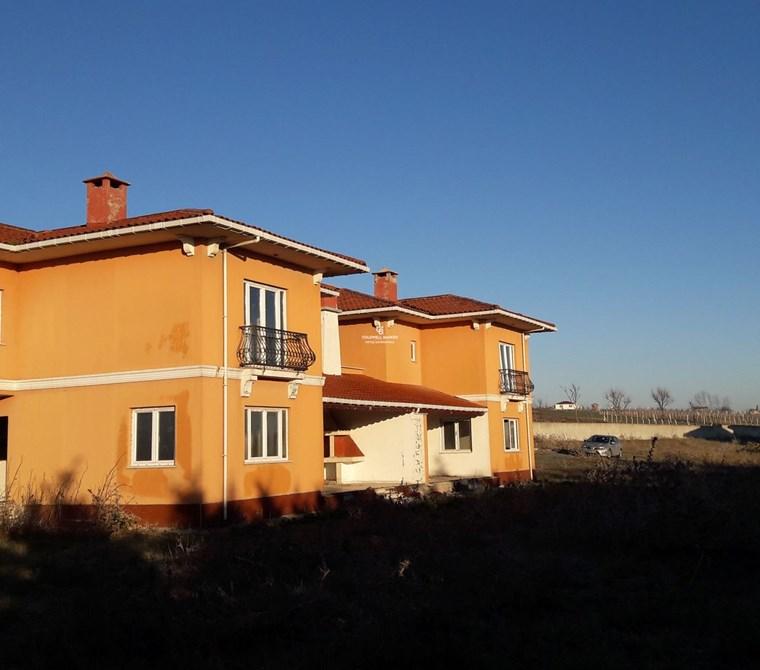 Kanal İstanbul Manzaralı İkiz Villa