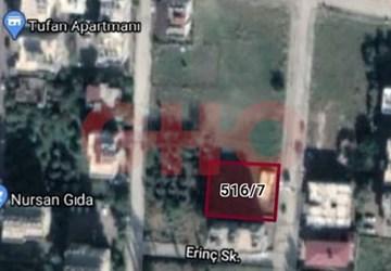 Payas Yenişehir Mahallesinde Konut İmarlı Arsa